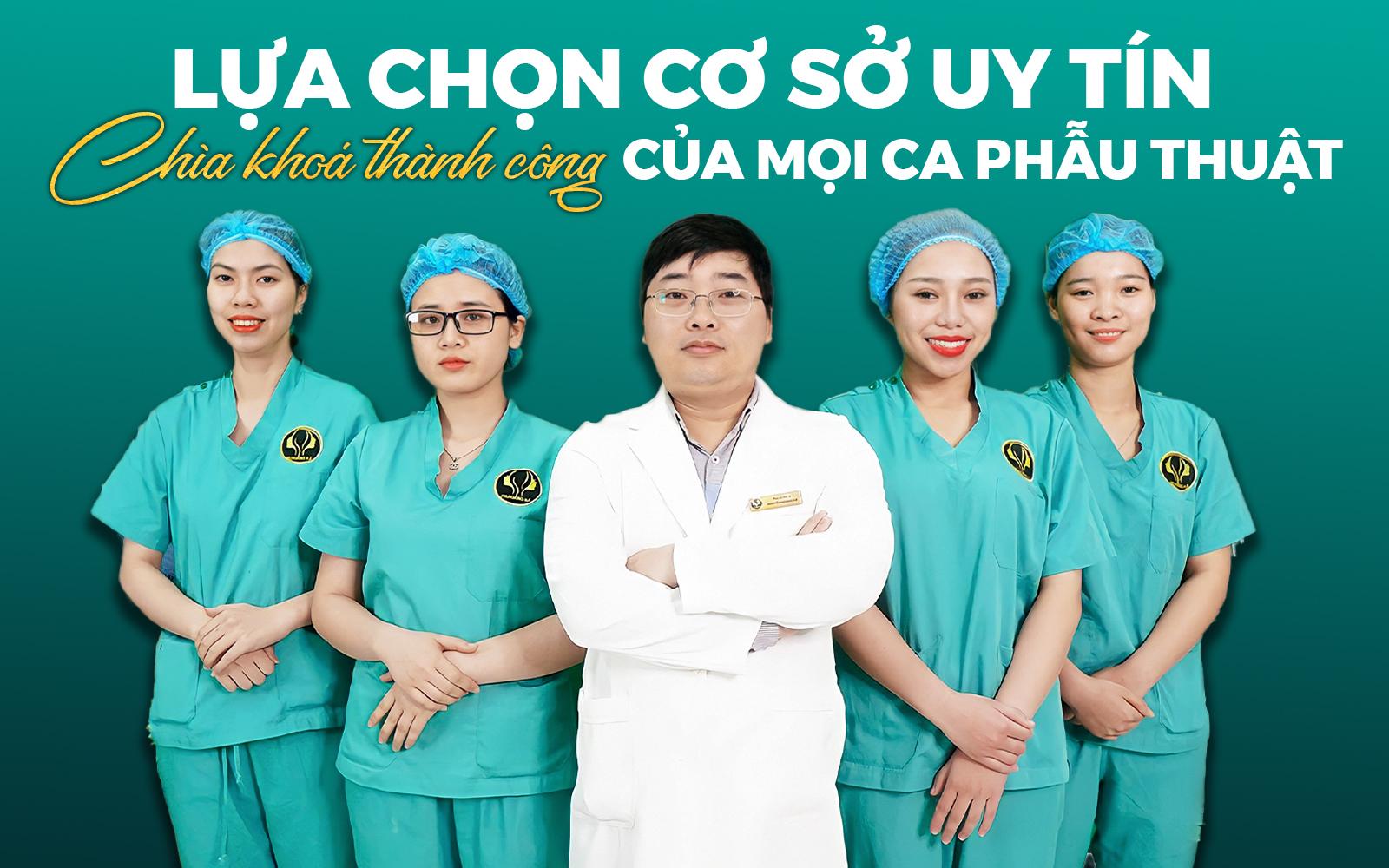 Dr Hoàng Hà địa chỉ làm đẹp tin cậy của phái đẹp!