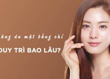 Căng Chỉ Collagen bao nhiêu tiền? Bảng giá niêm yết tại Dr Hoàng Hà (2021)